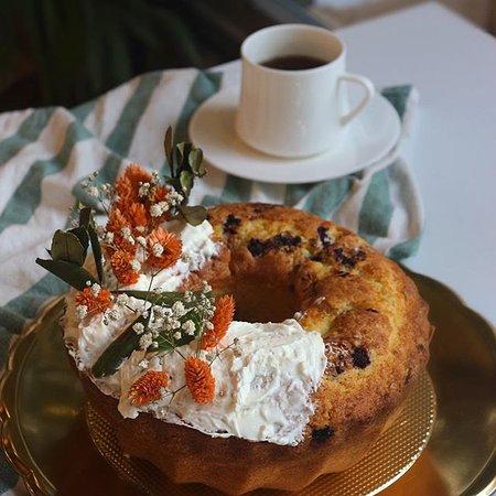 Fiyonk Bakery & Cafe: Havuçlu Tarçınlı Kek