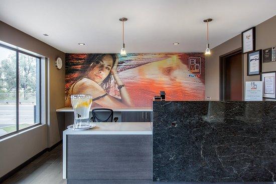 BLVD Hotel: June 2018