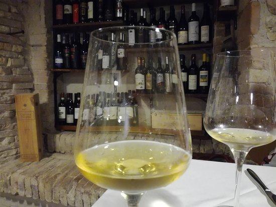 La Gioconda Ristorante : il vino e i vini