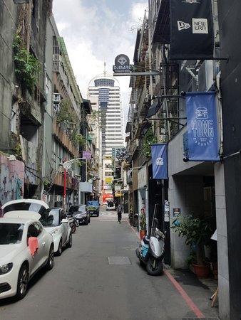 Bilde fra amba Taipei Ximending