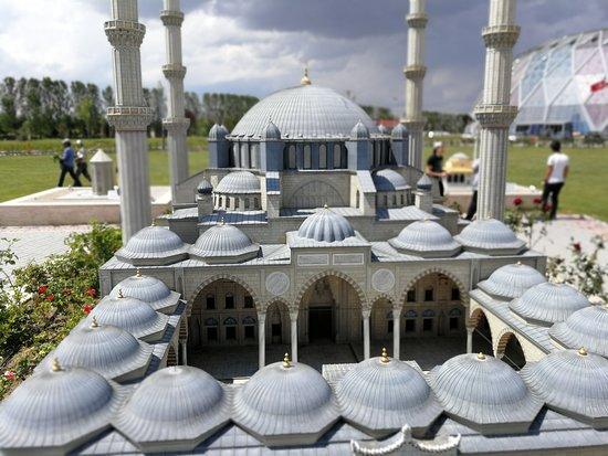Sazova Park: selimiye camii