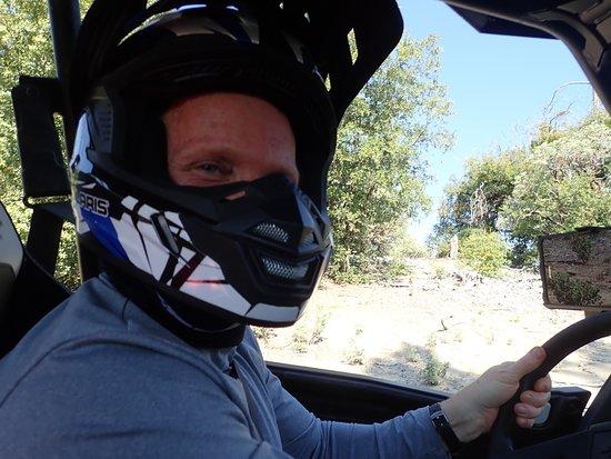 Sierra Nevada Motorsports: Easy to operate!