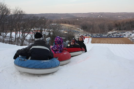 Hidden Valley: Tubing is fun for all ages