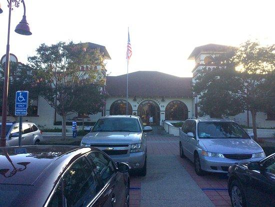 Duarte, CA: Outside view