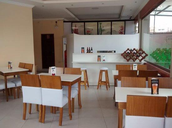 Orimaki Sushi: Nuestro restaurante (ambiente interior)