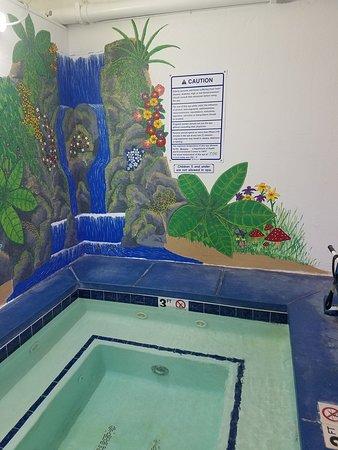 Jorgenson's Inn & Suites: Hot Tub