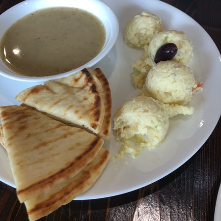 Bilde fra Little Greek Fresh Grill