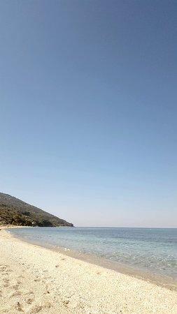 Παραλία Χορευτού: Chorefto beach!