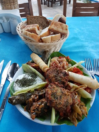 Fantastic Turkish home cooking