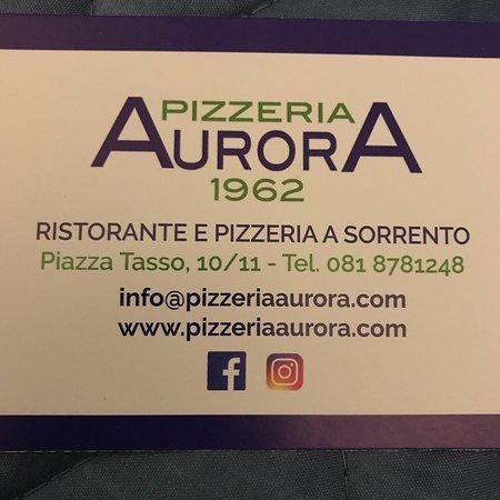 Pizzeria Aurora Sorrento: photo0.jpg