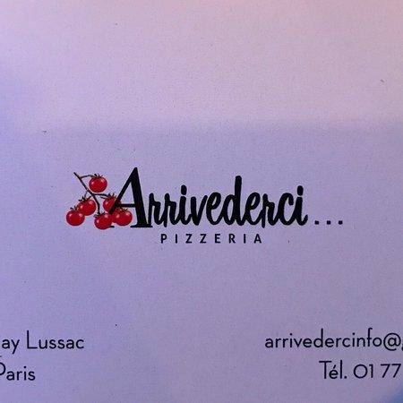Valokuva: Pizzeria Arrivederci