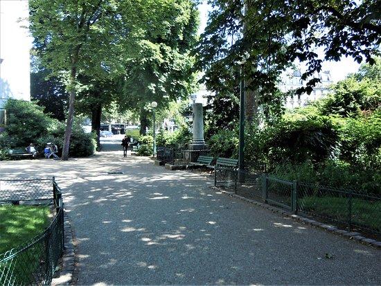 Square de l'Abbe Migne