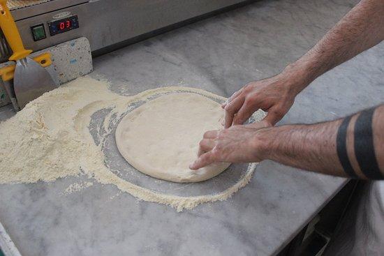 Pizza Casa (2) del BORGO: la nostra passione