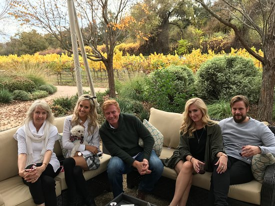 8-timers privat Napa eller Sonoma Wine Tour: One of many wineries we stopped at