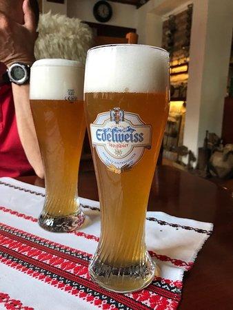 Kemences Csarda: zimne piwo !