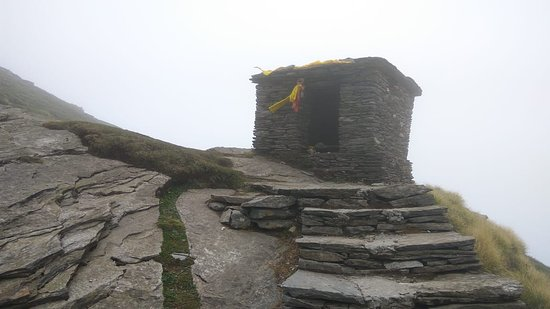 Chopta, India: Chandrashilla