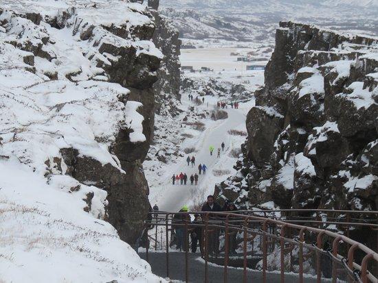 グリンダヴィーク, アイスランド, 自然満喫