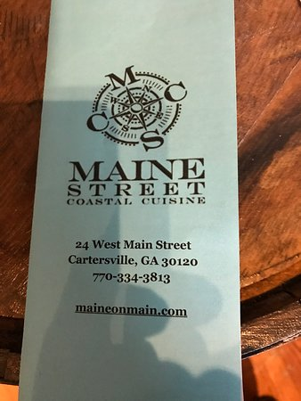 Maine Street Coastal Cuisine Photo