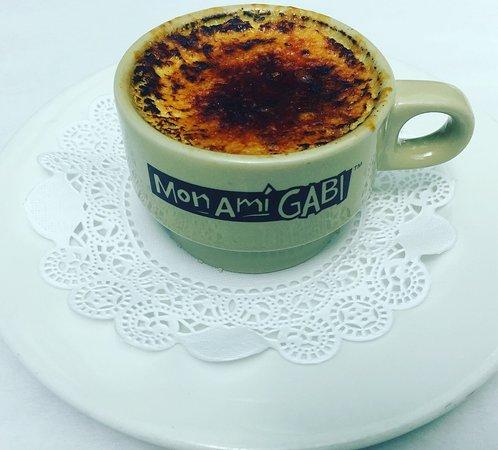 Mon Ami Gabi: Creme Brulee