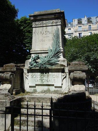 Monument a Raspail