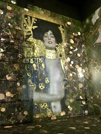 Atelier des Lumières: Klimt