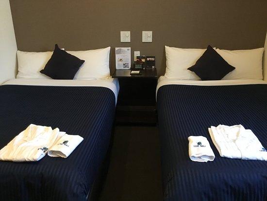 Hotel Livemax Saitama Asaka Ekimae: Yukata a disposizione