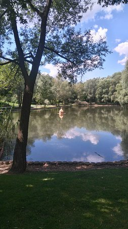 Парк Сад Будущего, 27 июня 2018 года...