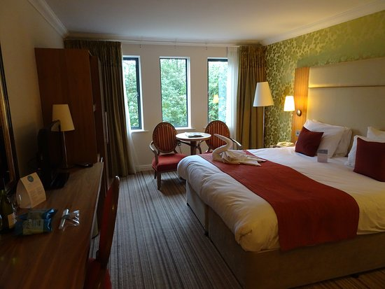 Warner Leisure Hotels Thoresby Hall Hotel: Signature room