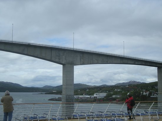 Tromso Bridge照片