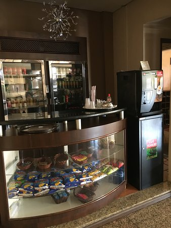 Bekassin Botucatu Hotel: BAR CAFÉ