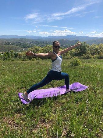 Eventful Yoga: Vinyasa Yoga at 8,000 feet