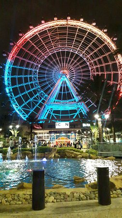 The Wheel at ICON Park: Foto ICON ORLANDO