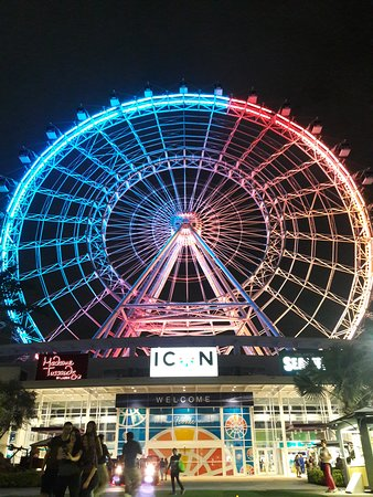 The Wheel at ICON Park: The ICON ORLANDO