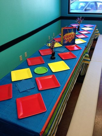 Uptown Jungle Fun Park Birthday Party Ideas For Boys San Diego