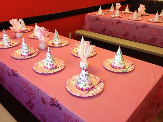 Uptown Jungle Fun Park Birthday Party Ideas For Girls