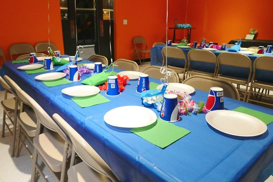 Birthday Party Places For Kids San Diego Picture Of