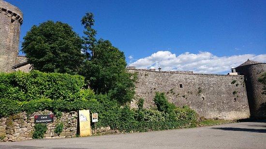 La Couvertoirade Ville Fortifiee