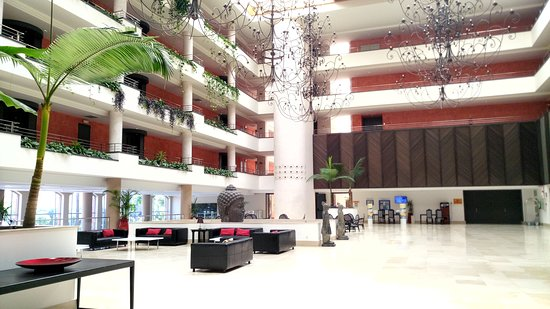Ohtels Islantilla: Hall