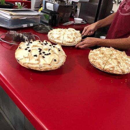 Nancy, KY: Amazing homemade pies!