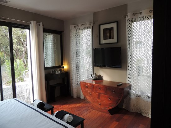 "La Villa Kalliste: Chambre ""Le Patio"""
