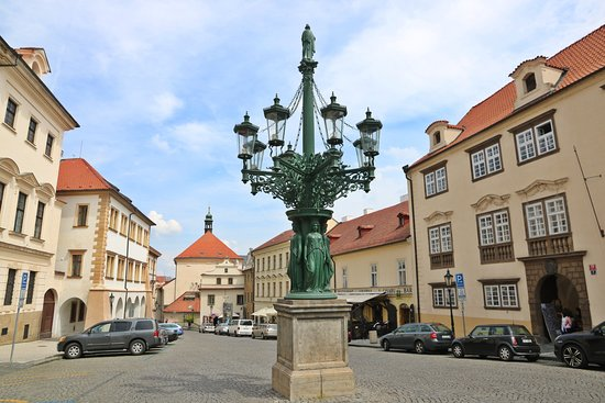 Hradčany: Prag - Hradschin - Burgstadt 4