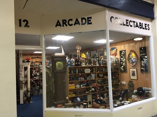 Arcade Collectables Mansfield