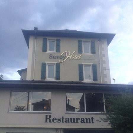 Restaurant Ageoca Savoy Hotel Photo