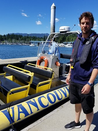 Sea Vancouver: Tim