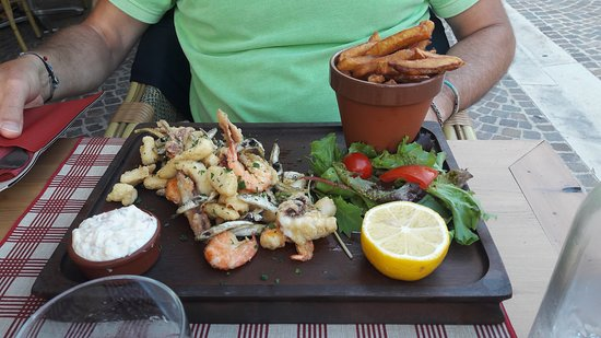 Barbarella: fritto misto super
