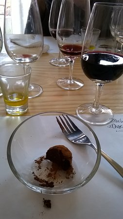 Wine Discovery: Postre!