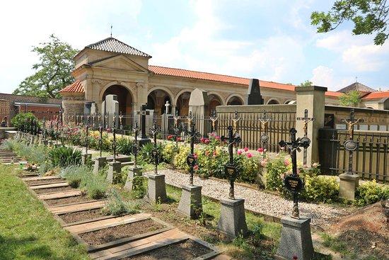 Vysehrad Cemetery