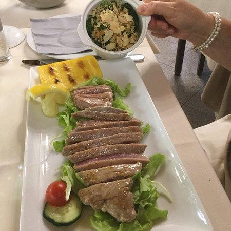 Restaurant Alle Griglie: Thunfisch
