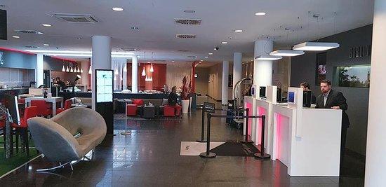 INNSiDE by Meliá Berlin Mitte: Lobby
