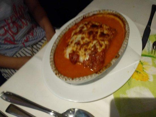 Daniele: Lasagne